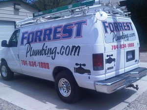 Plumbing Services in Belmont and Gastonia, NC